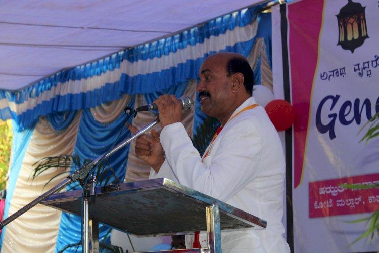 ಗೌರವ ಡಾಕ್ಟರೇಟ್ ಪಡೆದ ಸಾಧಕರಿಗೆ ಹಝ್ರತ್ ಸಾದಾತ್ ವೃದ್ಧಾಶ್ರಮದಿಂದ ಸನ್ಮಾನ