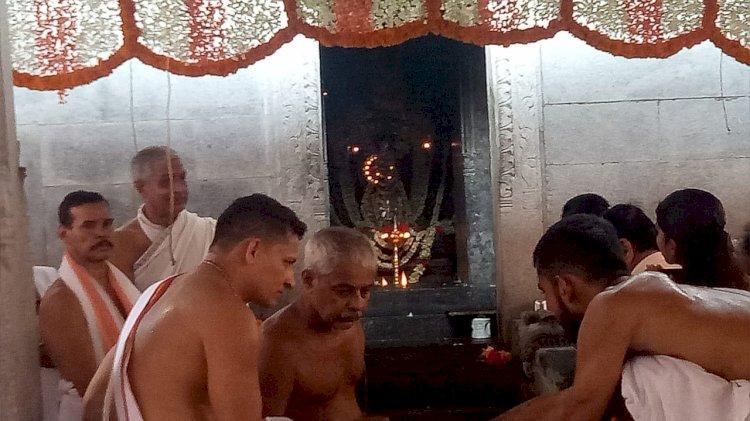 ಸಜಿಪಮೂಡ ಶ್ರೀ ಸದಾಶಿವ ದೇವಸ್ಥಾನ: ವಾರ್ಷಿಕ ಜಾತ್ರಾ ಮಹೋತ್ಸವ ಹಾಗೂ ಮಹಾಶಿವರಾತ್ರಿ ಪೂಜೆ