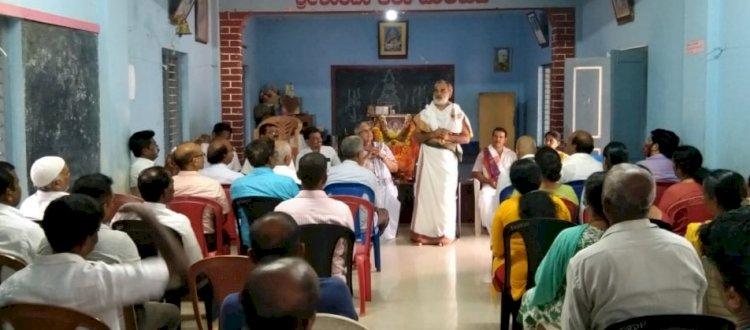 ಸದಾನಂದ ಪೂಂಜರಿಗೆ ಹುಟ್ಟೂರ ಶೃದ್ದಾಂಜಲಿ